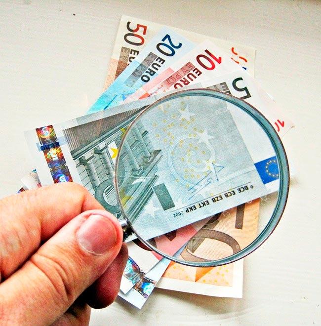 EUR = евро, единая европейская валюта