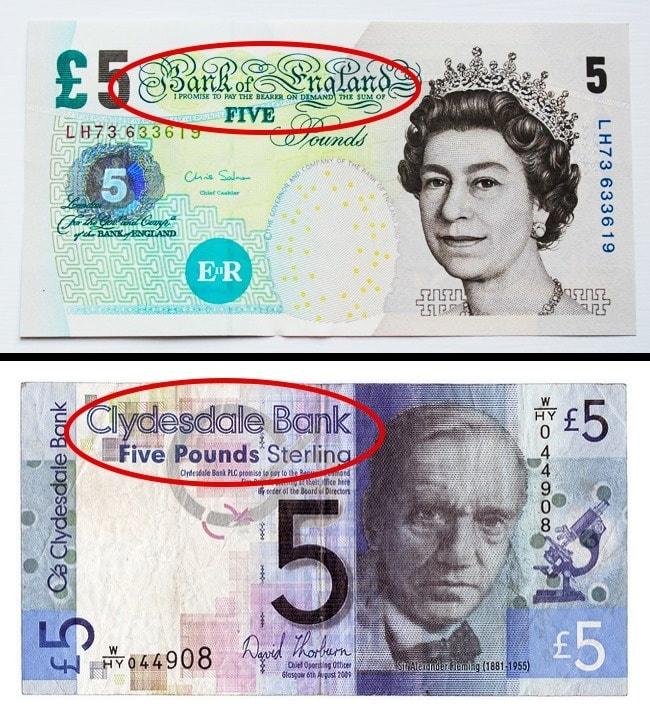 GBP = английский фунт стерлингов