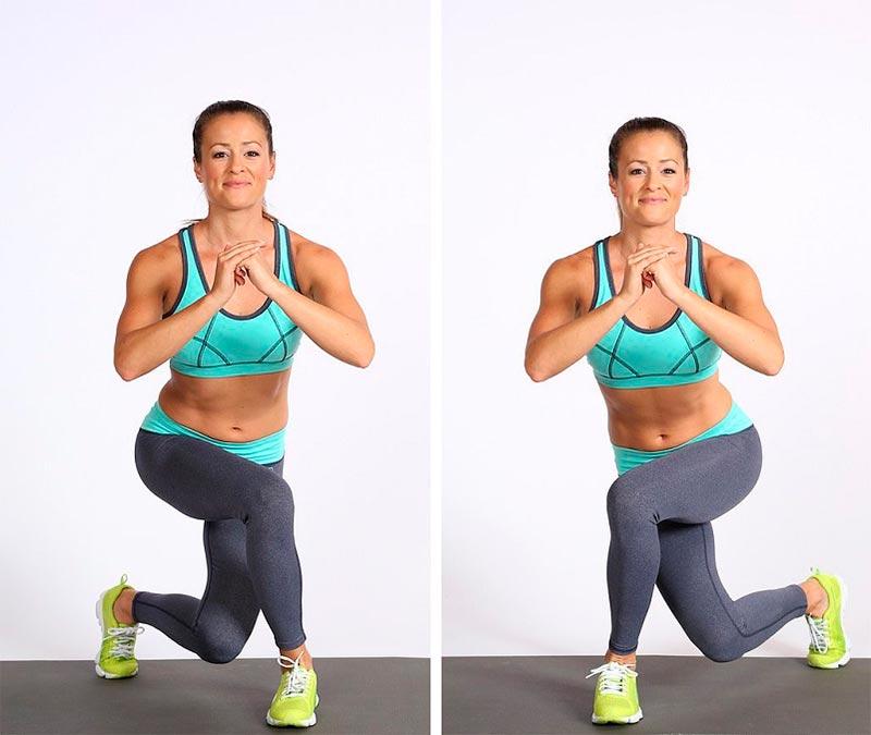 Упражнения для стройных ног exercises for slim legs