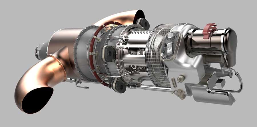 GE успешно испытала напечатанный турбовинтовой двигатель