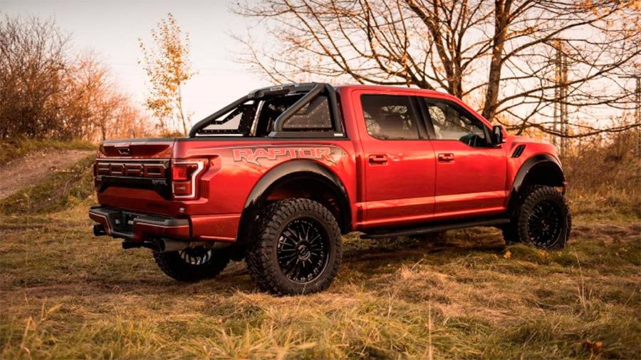 GeigerCars Ford-150 Raptor
