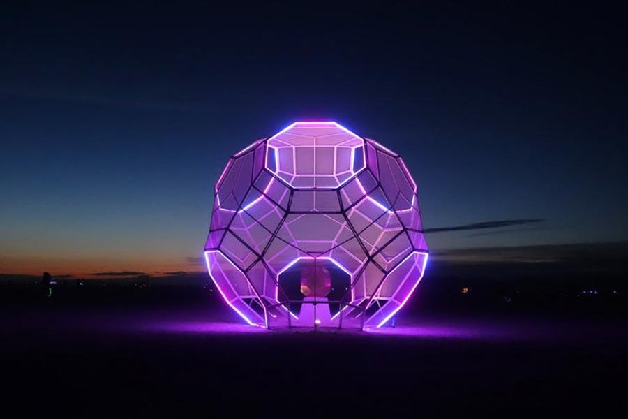 HYBYCOZO Геометрические скульптуры