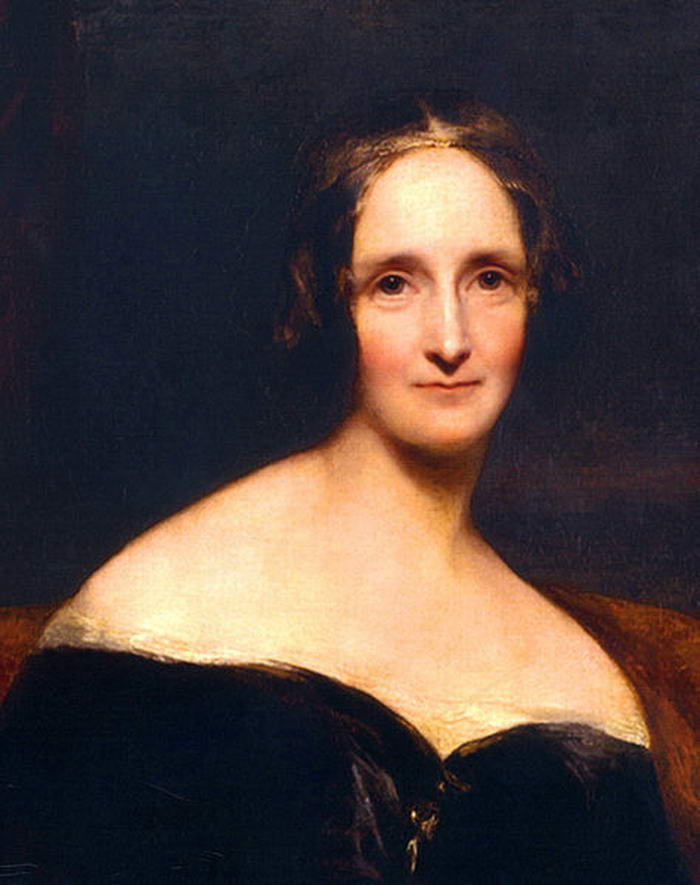 жанр ужасы писатель Мэри Шелли Mary Shelley