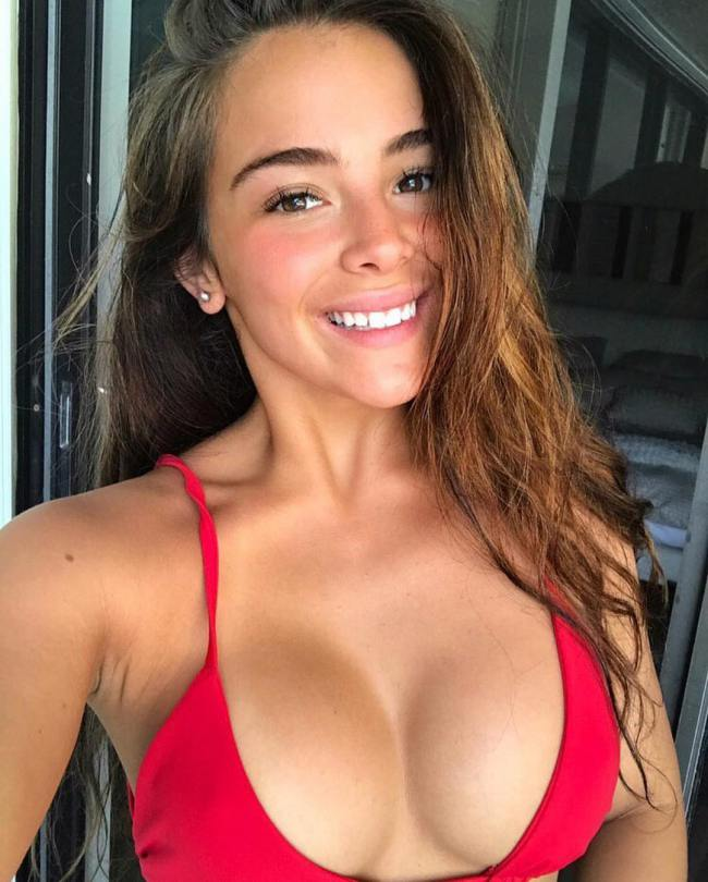 Instagram: красивые девушки