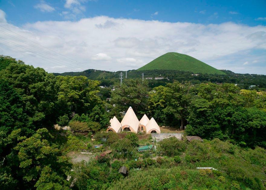 Иссей Сума Issei Suma cozy forest house уютный лесной дом