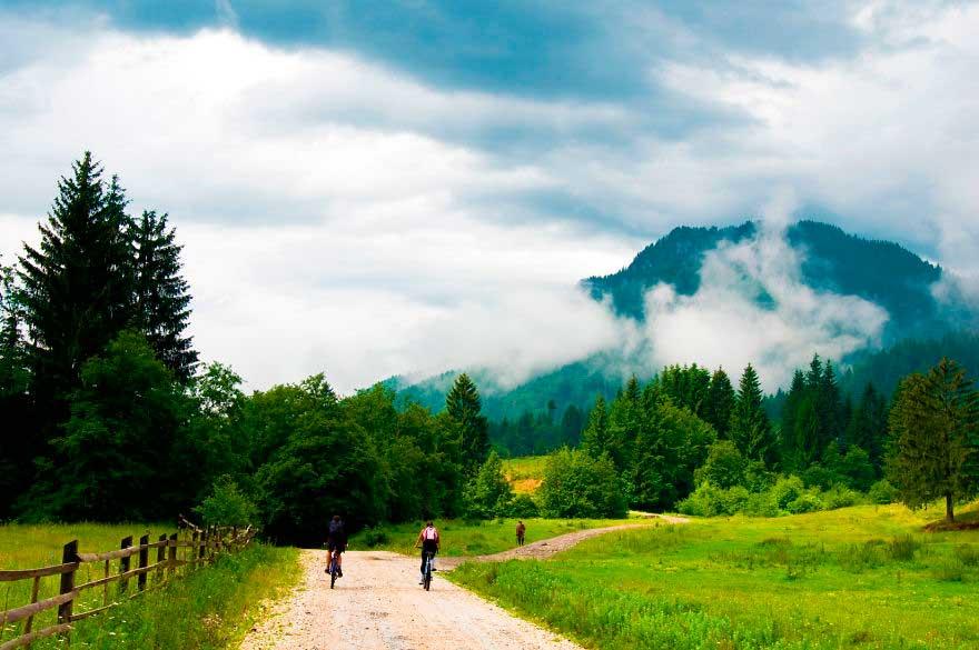 путешествие по Румынии a journey through Romania