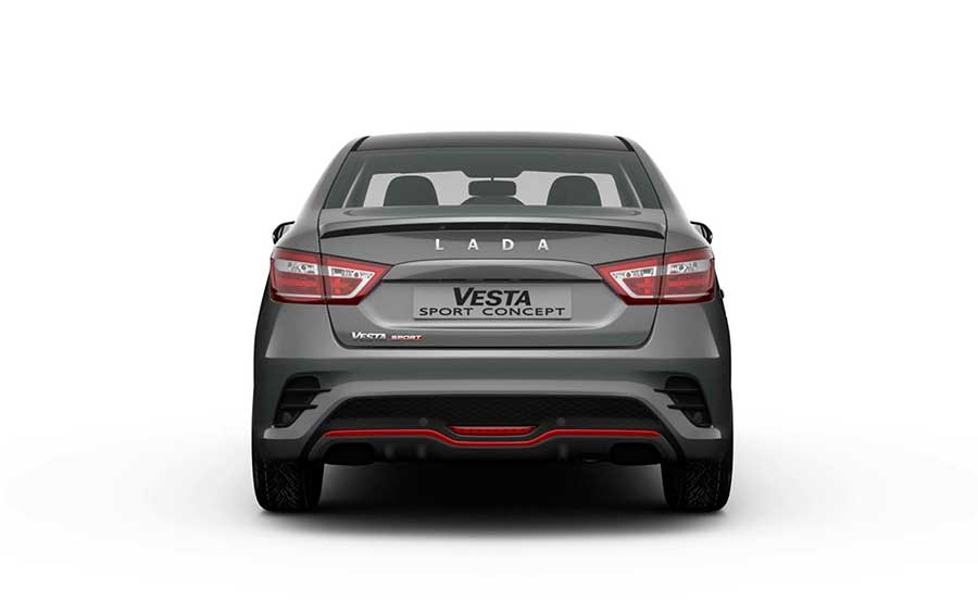 Lada Vesta Sport Concept