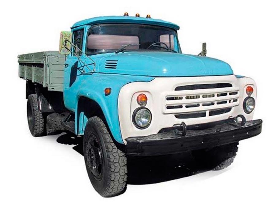 советские грузовики ЗИЛ-130