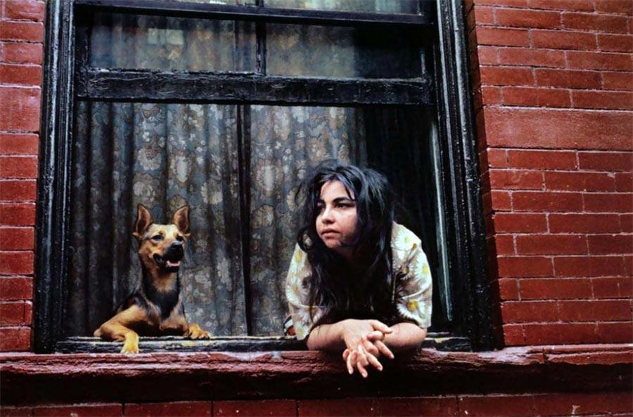street photography уличная фотография Helen Levitt