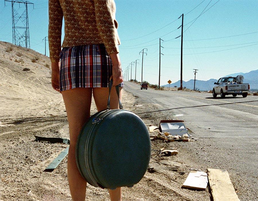 street photography уличная фотография Alex Prager