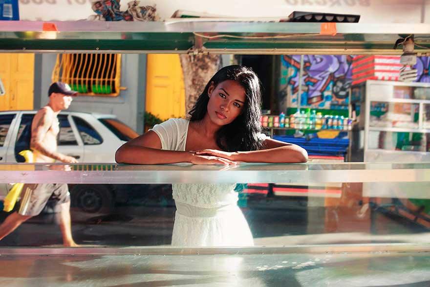 Михаэла Норок Mihaela Noroc фото женщин photos of women Рио-де-Жанейро Бразилия Rio de Janeiro Brazil