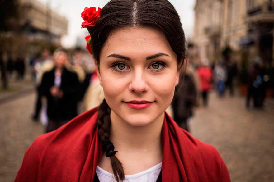 Михаэла Норок Mihaela Noroc фото женщин photos of women Молдова Moldova