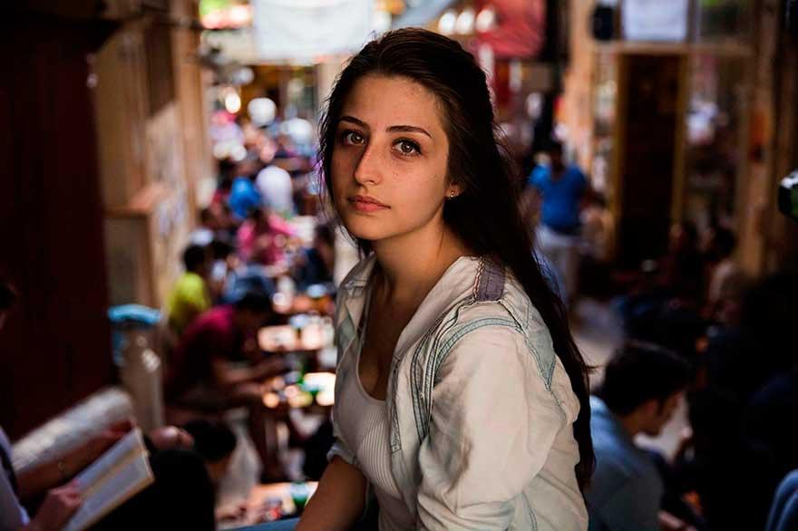 Михаэла Норок Mihaela Noroc фото женщин photos of women Стамбул Турция Istanbul Turkey