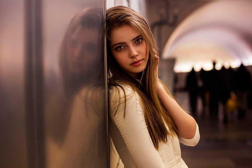 Михаэла Норок Mihaela Noroc фото женщин photos of women Москва Россия Moscow Russia