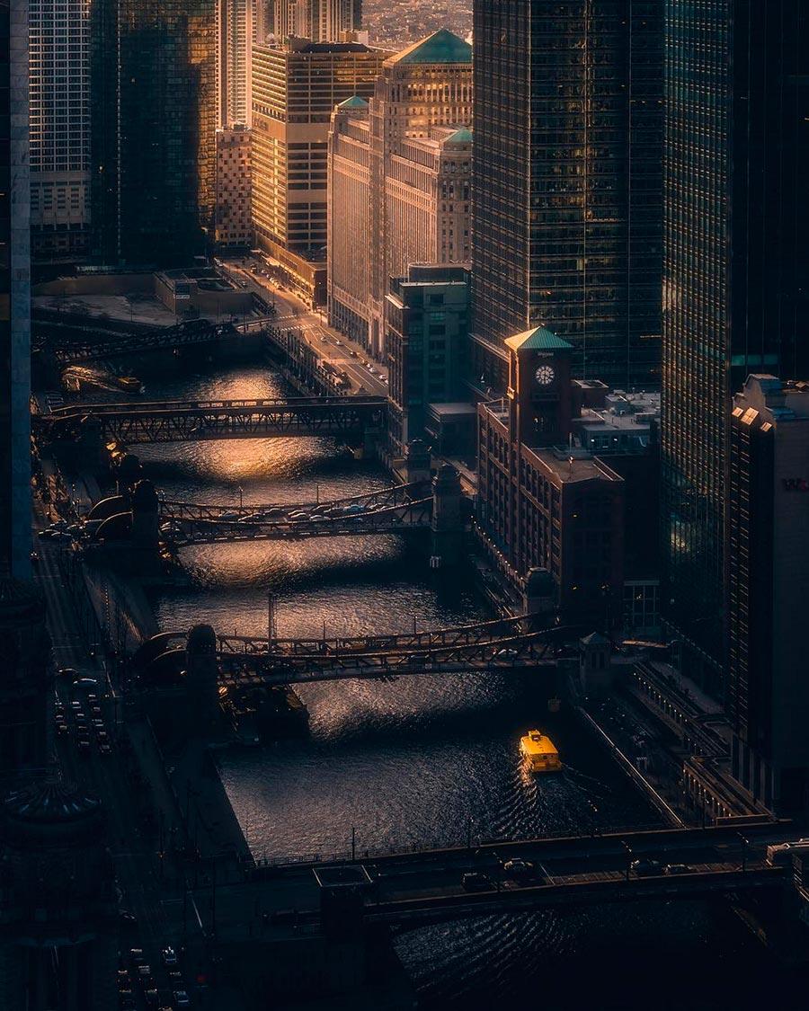 Майк Майерс Mike Meyers хмурый Чикаго gloomy Ghicago