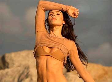 Горячая модель Шелли Шолтен