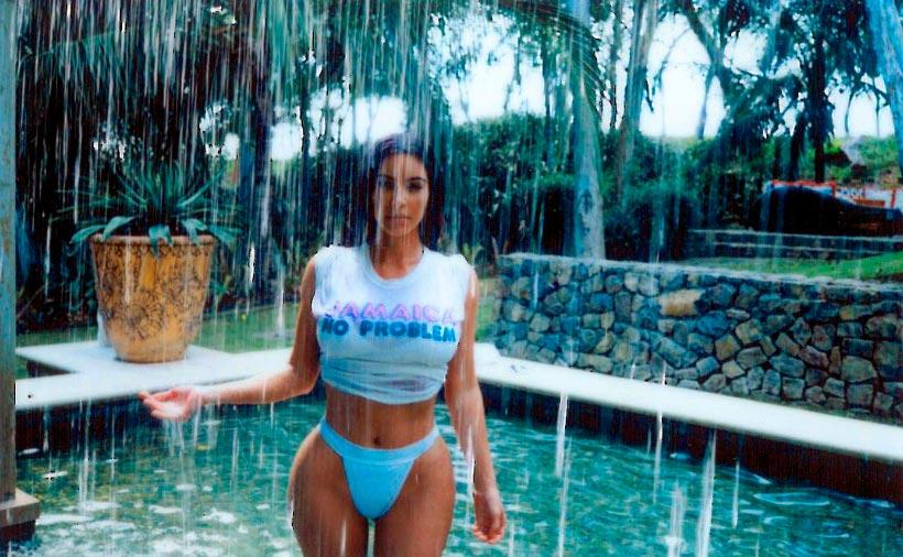 Модель Ким Кардашьян Kim Kardashian