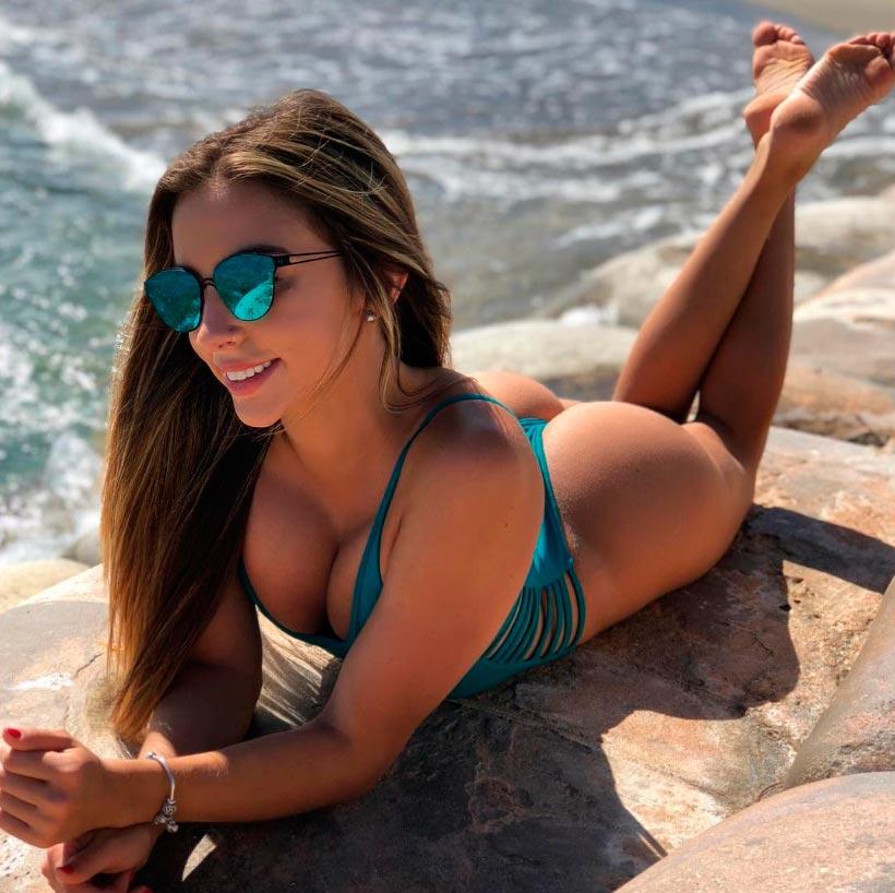 Модель Бруна Лима Bruna Rangel Lima