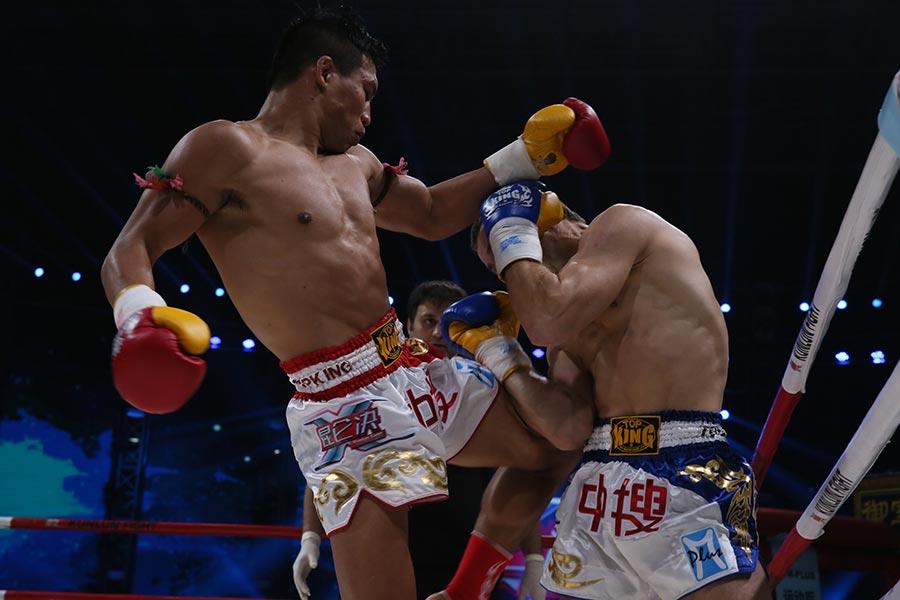 Муай Тай бокс muay thai boxing
