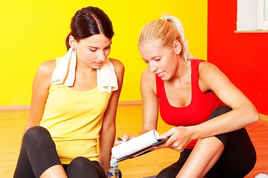 тренировки workout
