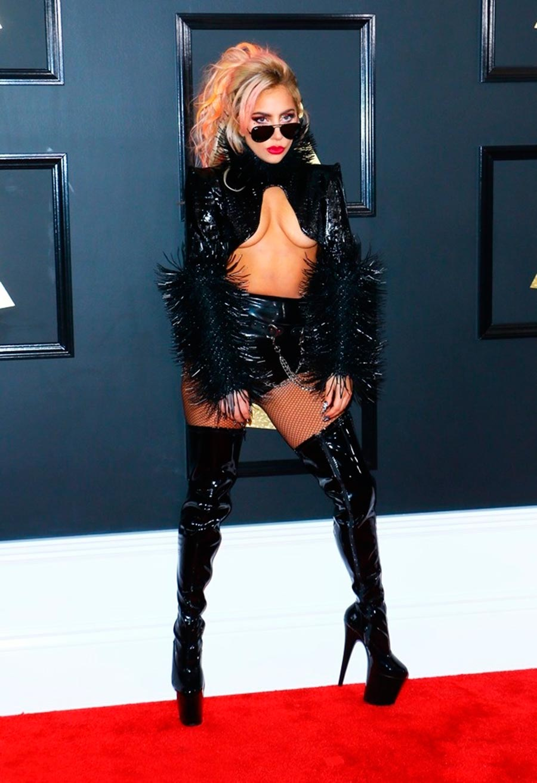 наряды знаменитостей Леди Гага