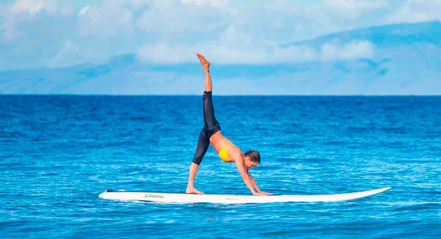 причины заняться серфингом reasons to go surfing Повышение гибкости и выносливости тела