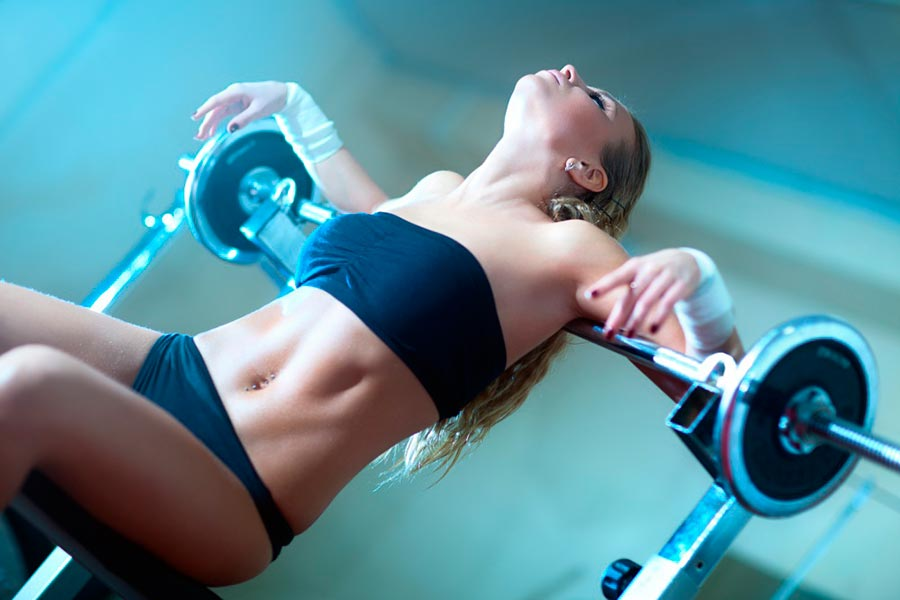 результат тренировки the result exercise