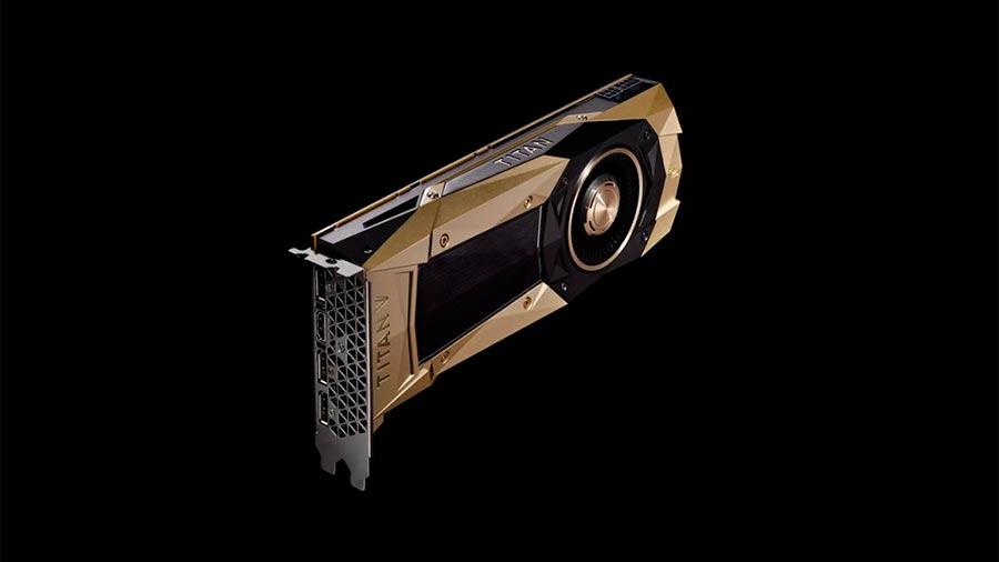 майнинг-тест NVIDIA TITAN V