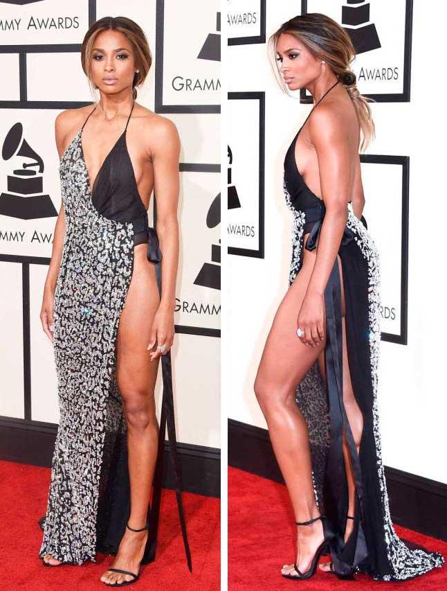 откровенные наряды знаменитостей revealiting outfits of celebrities Сиара Ciara