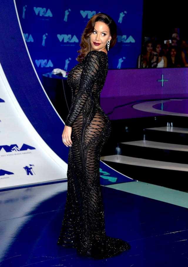 откровенные наряды знаменитостей revealiting outfits of celebrities Эмбер Роуз Amber Rose