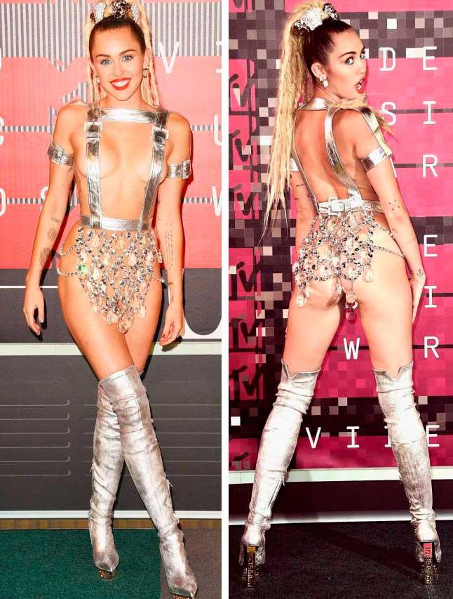 откровенные наряды знаменитостей revealiting outfits of celebrities Майли Сайрус Miley Cyrus