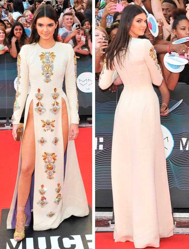 откровенные наряды знаменитостей revealiting outfits of celebrities Кендалл Дженнер Kendall Jenner