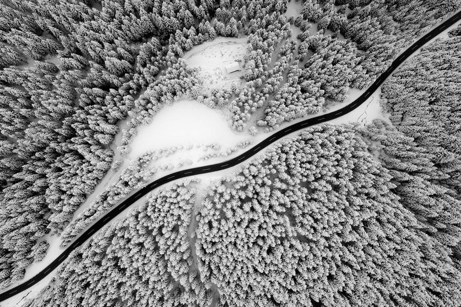 Фотоконкурс Siena International Photo Awards 2017 разделительная линия dividing line Кристоф Обершнайдер Christoph Oberschneider