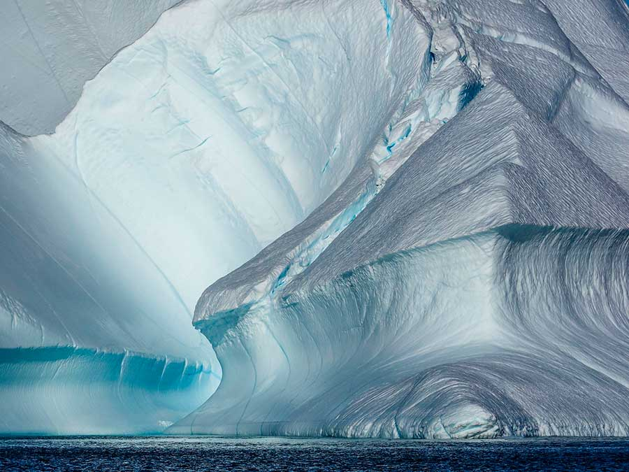 Фотоконкурс Siena International Photo Awards 2017 лёд Марчин Добас Гренландия ice Marcin Dobas Greenland
