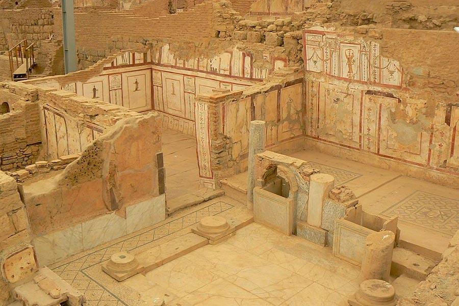 достопримечательности ЮНЕСКО sights UNESCO Эфес Турция Ephesus Turkey