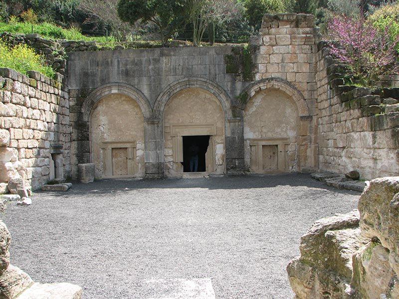 достопримечательности ЮНЕСКО sights UNESCO парк Бейт Шеарим Израиль sweet Bay Park Israel