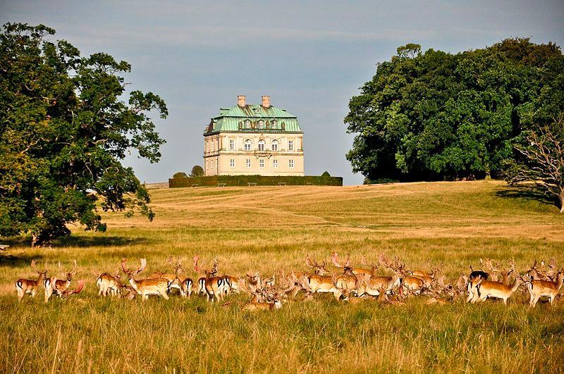 достопримечательности ЮНЕСКО sights UNESCO охотничьи угодья Северной Зеландия Дания hunting grounds North Zealand Denmark