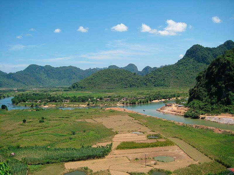 достопримечательности ЮНЕСКО sights UNESCO национальный парк Фонгня-Кебанг Вьетнам Phong Nha national Park Provides Vietnam