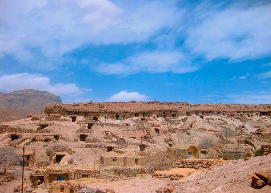 достопримечательности ЮНЕСКО sights UNESCO Маиманд Иран Maymand Iran