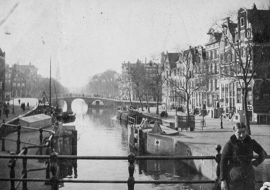 Амстердам Георг Хендрик Брейтнер Amsterdam George Hendrik Breitner