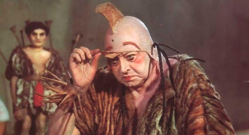 запутанный фильм Сатирикон Феллини Fellini – Satyricon
