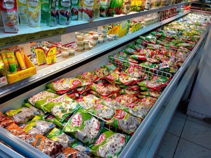 советы супермаркет замороженная продукция