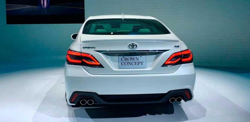 Toyota Crown Concept Modellista