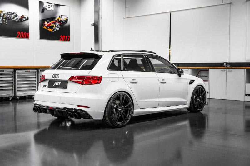 ABT Sportsline тюнинг-пакет Audi RS3
