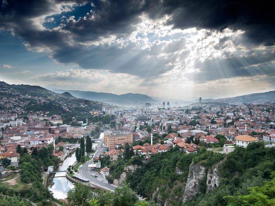 туристические направления Сараево Босния и Герцеговина