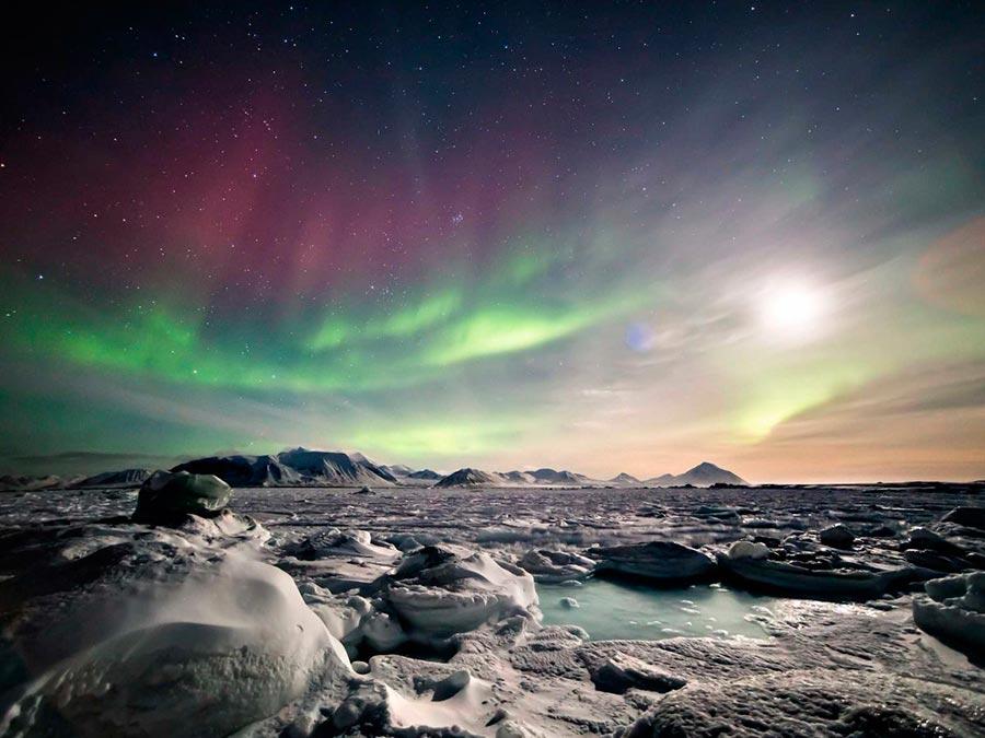 туристические направления Шпицберген Норвегия Norway