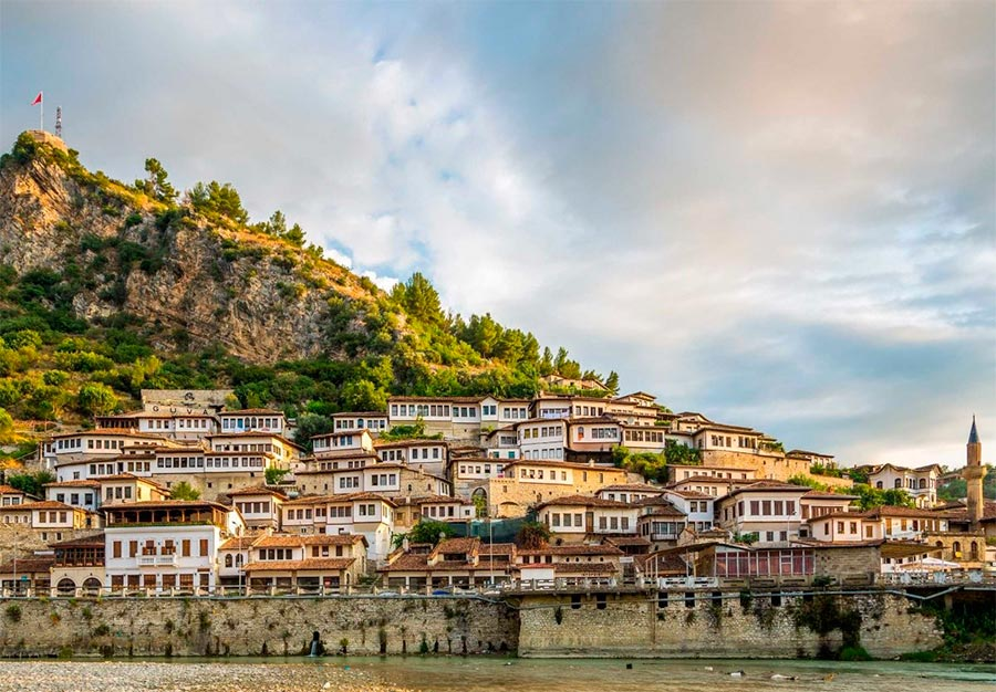 туристические направления Берат Албания Albania