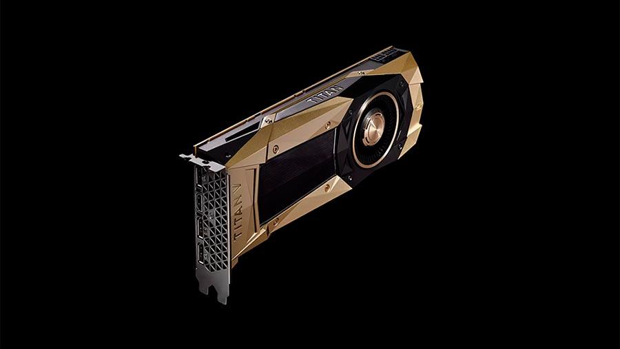 Nvidia Titan V видеокарта