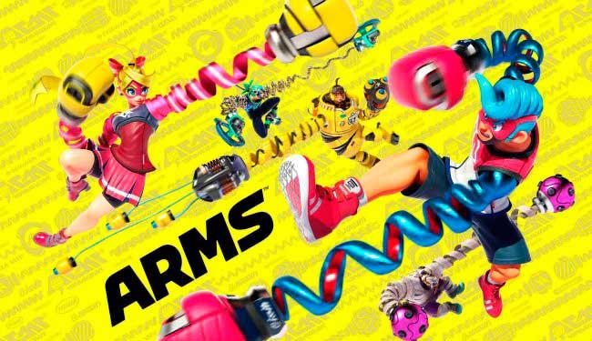 Обзор игры ARMS