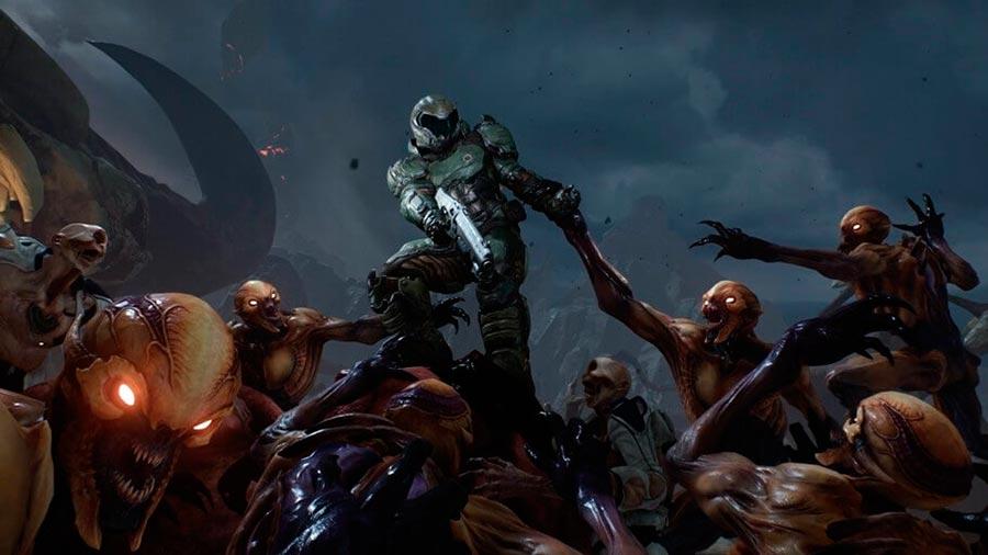 Обзор игры Doom